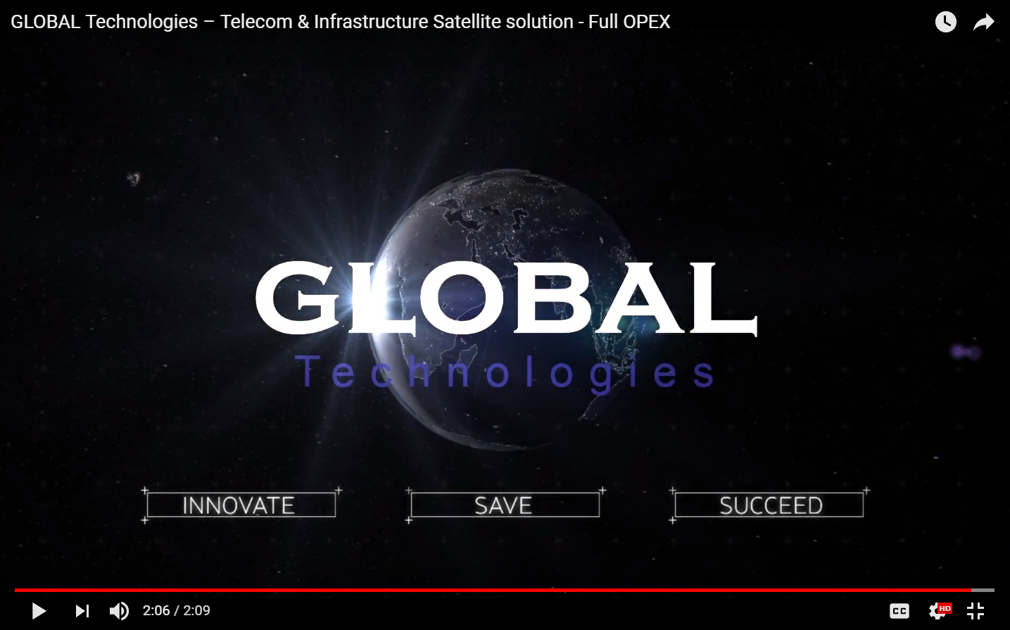 GLOBAL Technologies - communications expertise all over the world
